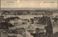 Amalienborg, Slotsplads