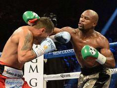 Floyd Mayweather wins unanimous decision over Marcos Maidana