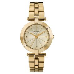 f5a167f4e154 Women s Timex Watch - Gold Relojes De Oro Para Mujeres