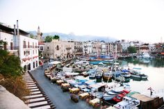 Kyrenia holidays are not the same without a visit to the beautiful harbour North Cyprus, Travel Inspiration, Dolores Park, Culture, Landscape, Turkey Holidays, Beautiful, Blog, Cyprus