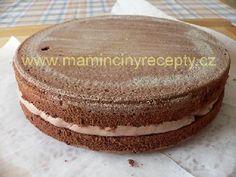 Šlehačkový dort – Maminčiny recepty