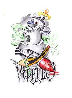 Graffiti Doodles, Graffiti Tattoo, Graffiti Wall Art, Graffiti Drawing, Street Art Graffiti, Art Drawings, Graffiti Artists, Graffiti Alphabet Styles, Graffiti Lettering Fonts