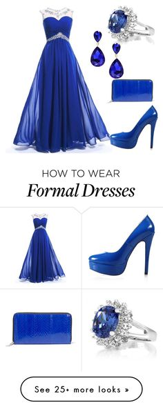 """""""Gemma~Royal Blue Formal"""" by mrs-neverending-cotto on Polyvore featuring Posh Girl, Alexander McQueen, women's clothing, women's fashion, women, female, woman, misses, juniors and cute"""