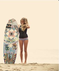 crazy cool surfboard