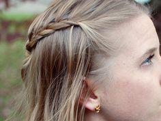 32 Stupendous Braids For Short Hair