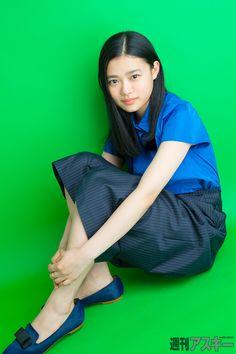▼26May2015週刊アスキー|映画『トイレのピエタ』で杉咲花さんが魅せた演技ではない演技|表紙の人 http://weekly.ascii.jp/elem/000/000/339/339848/ #杉咲花 #Hana_Sukisaki