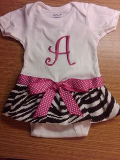 Anne!!!  super cute!   Onesie Dress. $15.00, via Etsy.