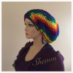Items similar to Crochet Mega Dreadlocks Rasta Tam. on Etsy Crochet Hats, Beanie, Dreadlocks, Trending Outfits, Unique Jewelry, Handmade Gifts, Etsy, Clothes, Vintage