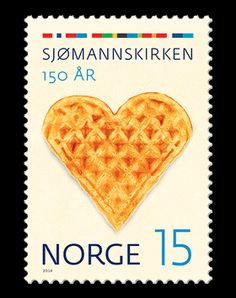 Norwegian Church Abroad 150th Anniversary. #stamps #Norway http://www.wopa-stamps.com/index.php?controller=country&action=stampIssue&id=10923