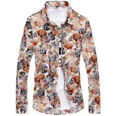 APTRO Men's Fashion Colorful Floral Long Sleeve Hawaiian Beach Shirt #02 S APTRO http://www.amazon.co.uk/dp/B010UTTZ2O/ref=cm_sw_r_pi_dp_Aepywb07VPAZH