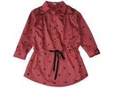 CATS BLOUSE DRESS - Girls clothing - Kids clothing - Kids