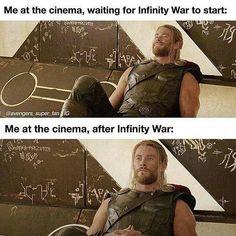 This is so true. #thorragnarok #thor #morememes #memes #me #marvel #lol #funnymemes #funny #avengersinfinitywar