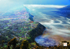 Cemoro Lawang Köyü. Bromo Dağı, Doğu Java, Endonezya. Fotoğraf: İlhan Eroğlu.