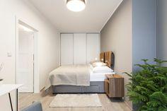 Ložnice s vestavěnou skříní