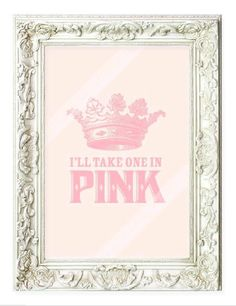 Pretty in pink! Who loves pink? in Pink Pretty In Pink, Pink Love, Pale Pink, Pink And Green, Perfect Pink, Wedding Decor, My Favorite Color, My Favorite Things, Tout Rose