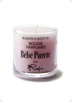 REEFUR WEB SHOP Aromatic candle