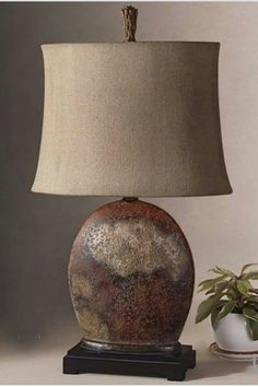 Santiago washed urn table lamp urn living room ideas and living ceramic lamps mozeypictures Choice Image