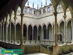 Barcelona - Palau de la Generalitat (Foto: Albert Esteves, 2007)