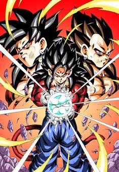 Vegito is Just 🔥 Dragon Ball Z, Dragon Ball Image, Mega Anime, Ball Drawing, Anime Comics, Anime Characters, Digimon, Cartoon, Pokemon