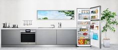 Cel Mai Bun Frigider No Frost & Cum il Alegi + Oferte Online Bathroom Medicine Cabinet, Frost