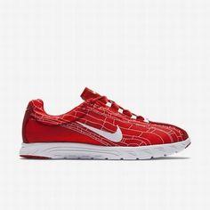 reputable site 65fa4 89ce1  72.95 mens nike white trainers,Nike Mens University Red White Mayfly Shoe