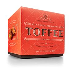 Mrs. Weinstein's Toffee Box — Designspiration