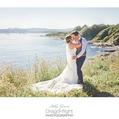 Victoria ocean wedding, victoria bc photo by victoria, bc weddings Bouldering, Climbing, Wedding Photography, Victoria, Photo And Video, Adventure, Bride, Wedding Dresses, Scale