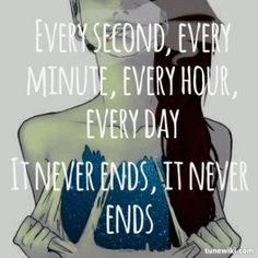 It Never Ends- Bring Me The Horizon