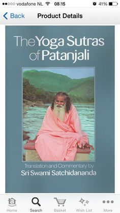 The Yoga Sutras of Patanjali :-)