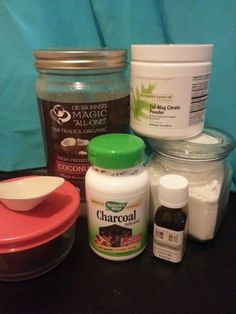 Make/try this- so much better for teeth and rebuilds enamel! Tooth powder and remineralizing powder