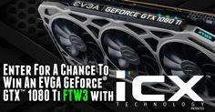 #Giveaway #Win ~23 hours left!  a GeForce GTX 1080 Ti FTW3 Video Card! https://wn.nr/kSnJtF