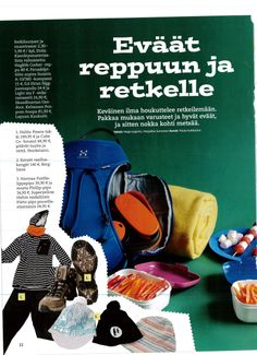 It is still beanie season in Finland.. As seen in Koululainen-magazine.