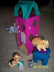 Vintage Littlest Pet Shop (Had it! One of my favorites.)