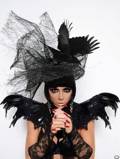 Ms. Alyssa Edwards. I LOVE her too. Fabulous, fierce Queen who also is an amazing dancer! <3