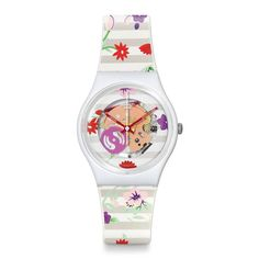 Reloj Swatch Blossoming Love #outlet #relojes