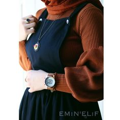 🍁🍂 Thank you very much for your interest in the new colors of the elegant balloon arm knitwear uz - - Modern Hijab Fashion, Pakistani Fashion Casual, Street Hijab Fashion, Islamic Fashion, Muslim Fashion, Modest Fashion, Retro Fashion, Hijab Dress Party, Hijab Style Dress