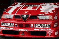 Alfa Romeo 155 V6 DTM, Front Detail