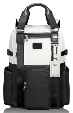 Tumi 'Alpha Bravo - Lejeune' Backpack Tote available at #Nordstrom