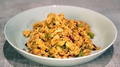 Nasi Goreng (Fried Rice) with Chicken Recipe | The Chew - ABC.com