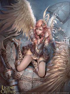 Confira as belas ilustrações de Yu Cheng Hong.