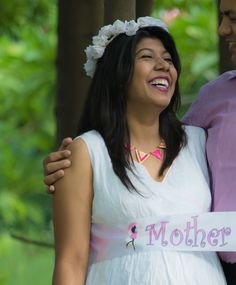 Accessories tips for perfect maternity photo shoot outdoors
