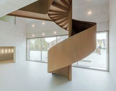 Gallery of Greiner Headquarter / f m b architekten - 22