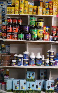 Fish Food, Filters, and Supplements - ShelfDig.com