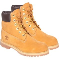 Timberland Premium Boots ($215) ❤ liked on Polyvore