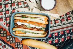 Kétféle majdnem hot dog piknikre   Lila Füge