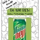 "There are 20 math tasks in this bundle. Aligned with Common Core, these tasks guide students to ""Do the DEW!"" (Draw more than one way to illustrate..."
