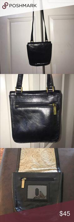 Hobo brand crossbody bag Hobo brand black leather crossbody bag HOBO Bags Crossbody Bags