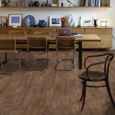 Hydrocork Flooring by Wicanders. Proudly distributed in NZ by Quantum. Why cork? A lifetime guarantee on an eco-friendly solution that is waterproof and tested for quiet and comfort. Floating Floor, Cork Flooring, Carpet Tiles, Porcelain Tile, Pine, Eco Friendly, Furniture, Home Decor, Pine Tree