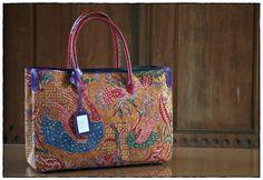 Batik Bag ~ By Kunthi Batik