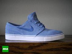 """Nike Zoom Stefan Janoski """"Work Blue"""""""